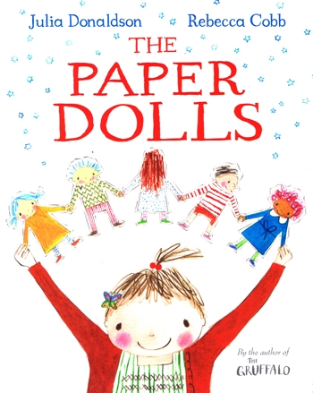 Memory The paper dolls Julia Donaldson