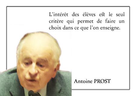 Hommage à Philippe Meirieu