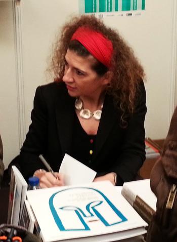 Murielle Szac dédicace